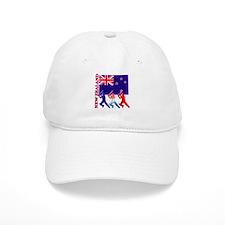 Cricket New Zealand Baseball Cap