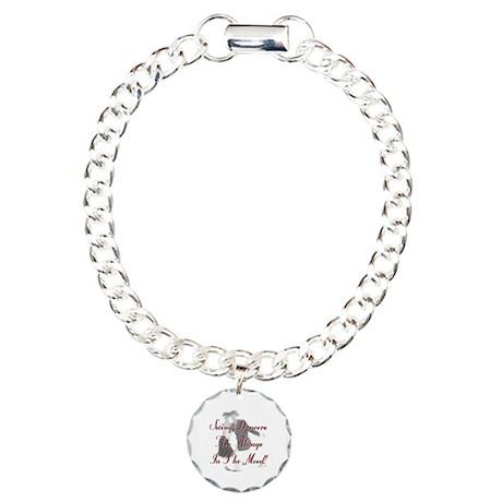 Always In the Mood Charm Bracelet, One Charm