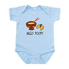 Miso Poopy Infant Bodysuit