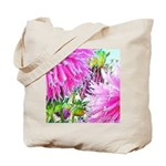 FLOWER WHISPER Tote Bag