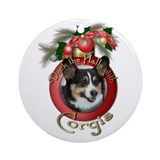 Corgies Ornaments