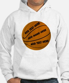 Basketball Jumper Hoody