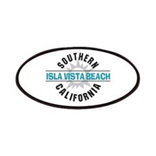 Isla Vista California Patches