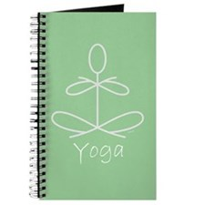 Yoga Glee in Green Journal