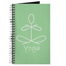 Yoga Glee in Green Journal