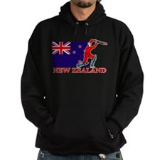 New Zealand Cricket Player Hoodie