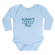 Unique Cuddle bug Long Sleeve Infant Bodysuit