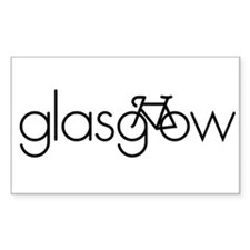 Bike Glasgow Decal