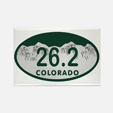 26.2 Colo License Plate Rectangle Magnet