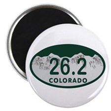 26.2 Colo License Plate Magnet