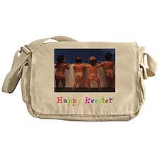 Happy Keester Messenger Bag