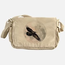 Flying Crow Messenger Bag