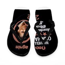 Michelle 2012 Flip Flops