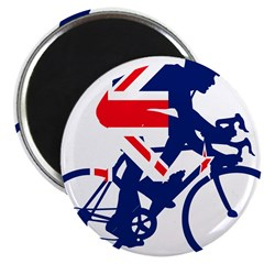 New Zealand Cycling Magnet
