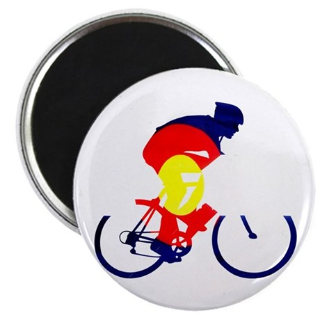 Colorado Cycling Magnet