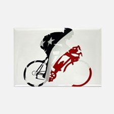 USA Pro Cycling Rectangle Magnet