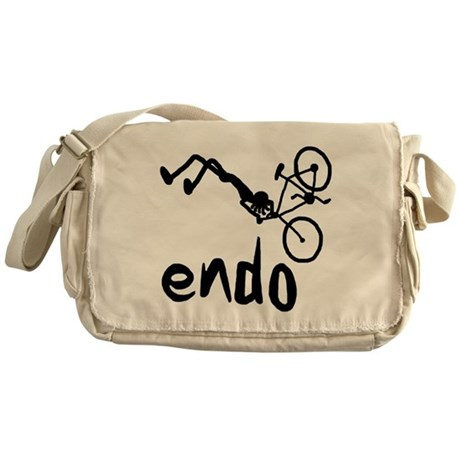 Endo Messenger Bag