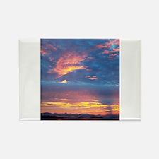 Costa Rica Sunset Rectangle Magnet