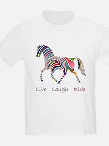 Rainbow horse gift T-Shirt