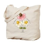 Pretty Daisies Tote Bag