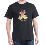 Pretty Daisies Dark T-Shirt