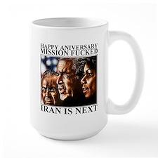 Mission accomplished Mug