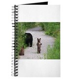 Bear cubs Journals & Spiral Notebooks