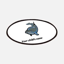 Dolphin Personalized Patches