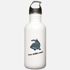 Dolphin Personalized Sports Water Bottle