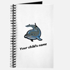 Dolphin Personalized Journal