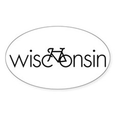 Bike Wisconsin Decal