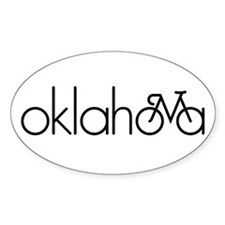 Bike Oklahoma Decal