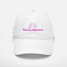 Bunny Mommy Baseball Baseball Cap