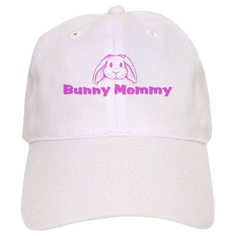 Bunny Mommy Cap