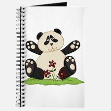 Panda Bear Hug Journal