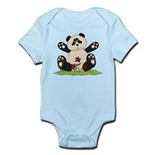 Panda Bear Hug Infant Bodysuit