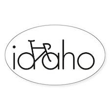 Bike Idaho Decal