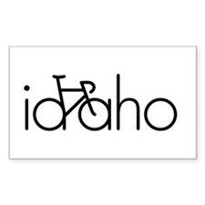Bike Idaho Decal