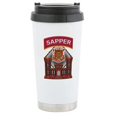 US Army Sapper Combat Enginee Travel Mug