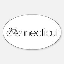 Bike Connecticut Decal