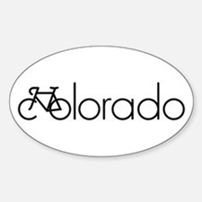Bike Colorado Decal
