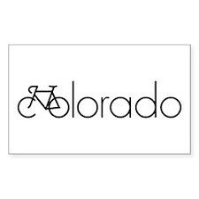 Bike Colorado Decal