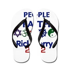 Perry Faith 2012 Flip Flops