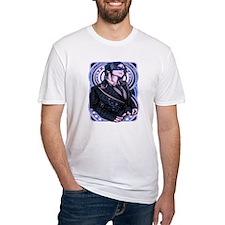 Brain Cancer Brave Bitch T-Shirt
