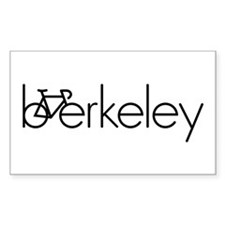 Bike Berkeley Decal