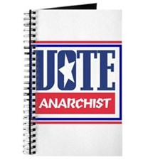 VOTE anarchist Journal