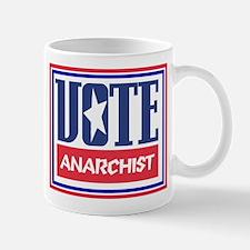 VOTE anarchist Mug