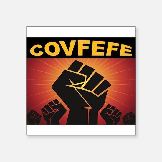 COVFEFE Sticker