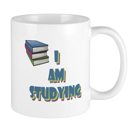 I Am Studying Mug