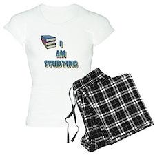 I Am Studying Pajamas